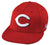 OC Sports MLB-595 Flex Fit Cincinnati Reds Home Cap