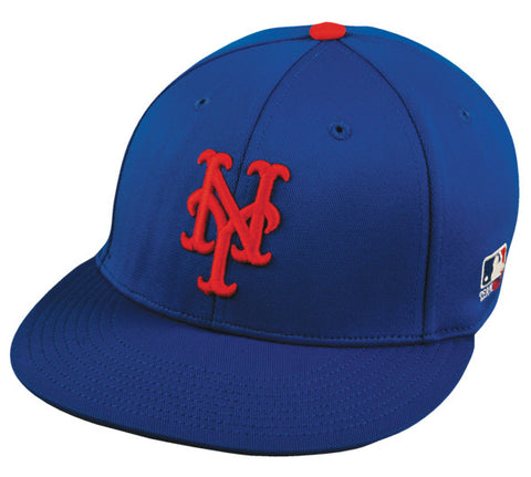 OC Sports MLB-595 Flex Fit New York Mets Home and Road Cap