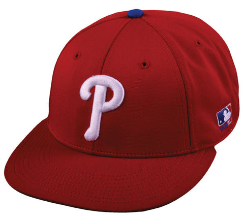 OC Sports MLB-595 Flex Fit Philadelphia Phillies Home and Road Cap