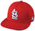 OC Sports MLB-595 Flex Fit St. Louis Cardinals Home and Road Cap