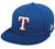 OC Sports MLB-595 Flex Fit Texas Rangers Home and Road Cap