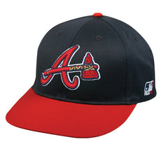 Outdoor Cap Co MLB-300 Atlanta Braves Alternate Cap