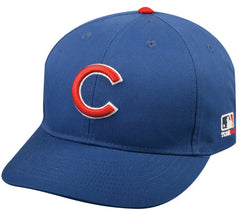 Outdoor Cap Co MLB-300 Chicago Cubs Home and Road Cap