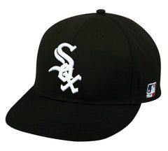 Outdoor Cap Co MLB-300 Chicago White Sox Home and Road Cap