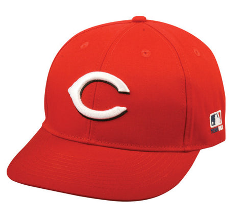 Outdoor Cap Co MLB-300 Cincinnati Reds Home Cap