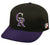 Outdoor Cap Co MLB-300 Colorado Rockies Alternate Cap