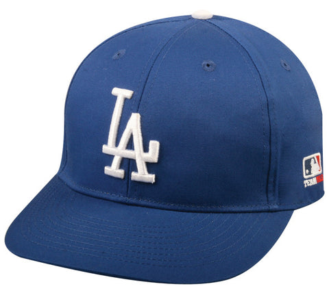 Outdoor Cap Co MLB-300 Los Angeles Dodgers Home and Road Cap