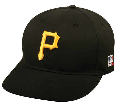 Outdoor Cap Co MLB-300 Pittsburgh Pirates Home and Road Cap