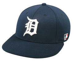 OC Sports MLB-595 Flex Fit Detroit Tigers Home Cap