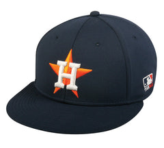 OC Sports MLB-595 Flex Fit Houston Astros Home and Road Cap
