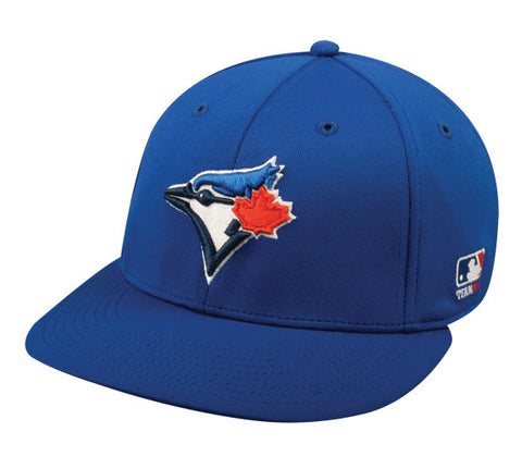 OC Sports MLB-595 Flex Fit Toronto Blue Jays Home and Road Cap