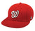 OC Sports MLB-595 Flex Fit Washington Nationals Home Cap