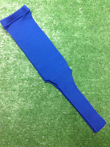 Baseball Stirrups Solid Color Royal Blue