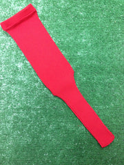 Baseball Stirrups Solid Color Red (Scarlet)