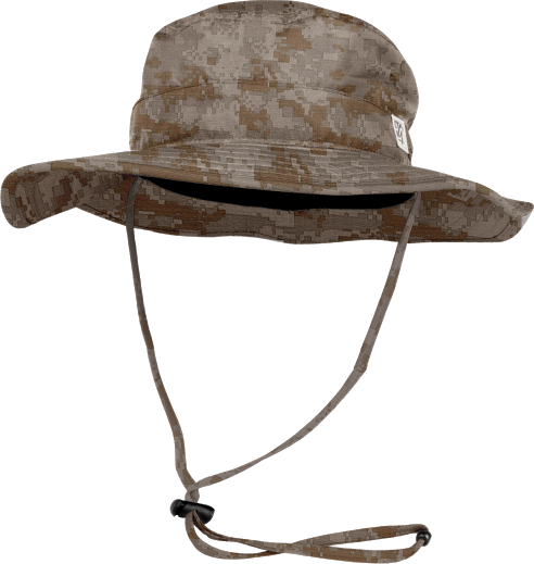 The Game Boonie Desert Camo Color Bucket Hat Baseball