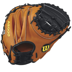 "Wilson 2017 A2000 Pudge 32.5"" Catcher's Mitt"