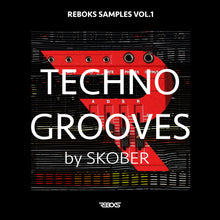 Load image into Gallery viewer, Techno Grooves vol.1 by Skober - IAMT Music