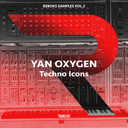 Techno Icons vol.2 by Yan Oxygen - IAMT Music