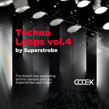 Load image into Gallery viewer, Techno Loops vol.4 by Superstrobe - IAMT Music