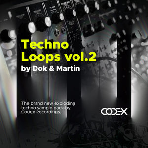 Techno Loops vol.2 by Dok & Martin - IAMT Music