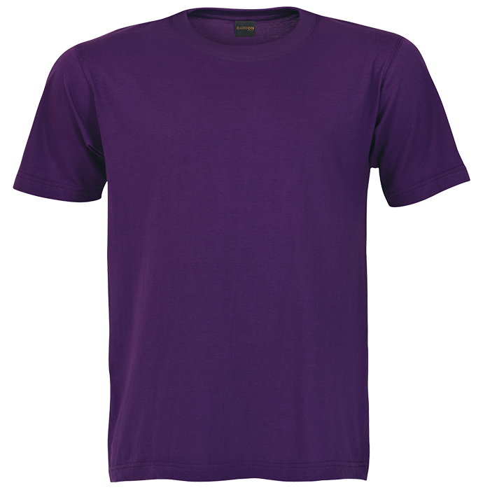 t-shirt purple