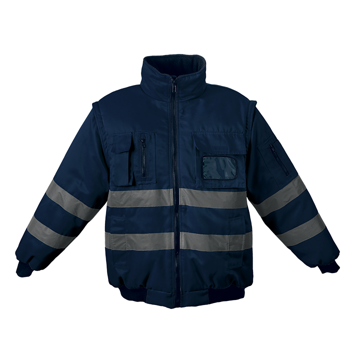 Barricade padded jacket