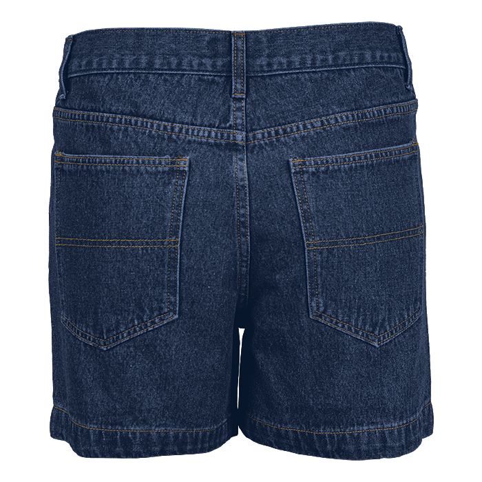 Bundu Denim Shorts