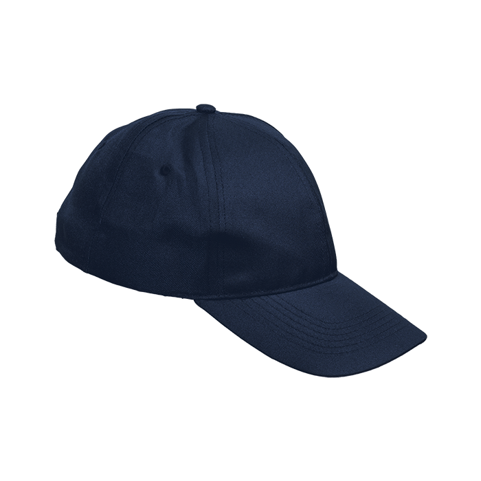 Golf Cap 6 Panel Cotton with Hard Front