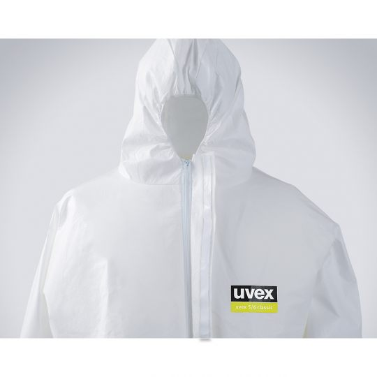 uvex coverall