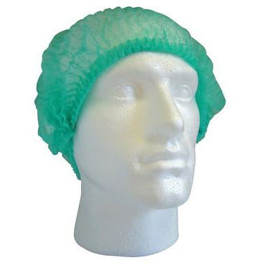 Mop Caps Green per 100
