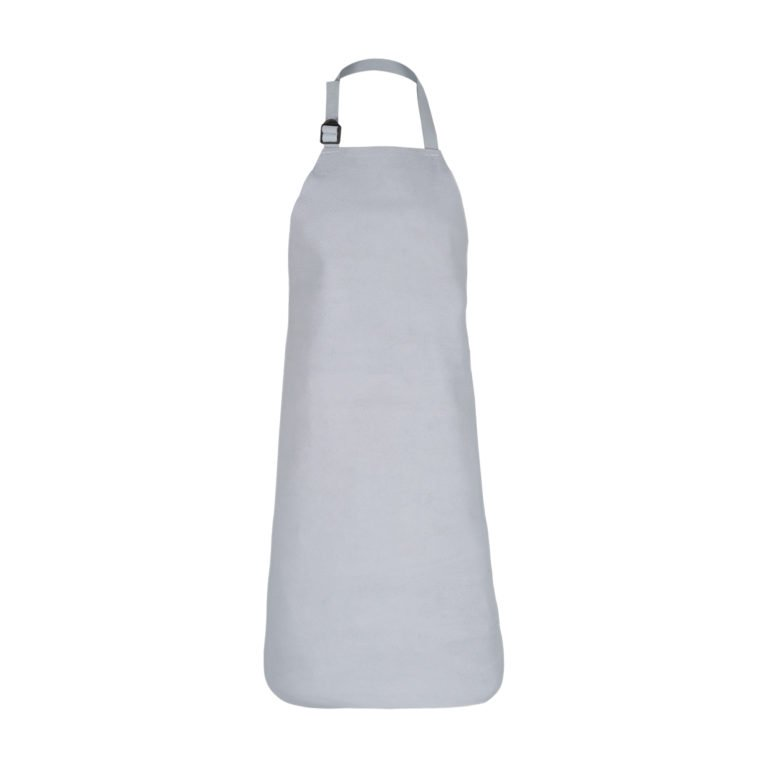 Chrome Leather Apron with Plastic Buckles 60X90