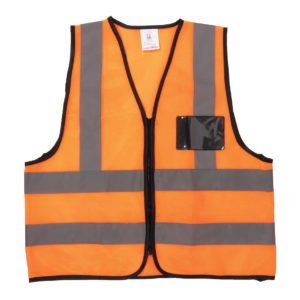 Value Orange Reflective Vest
