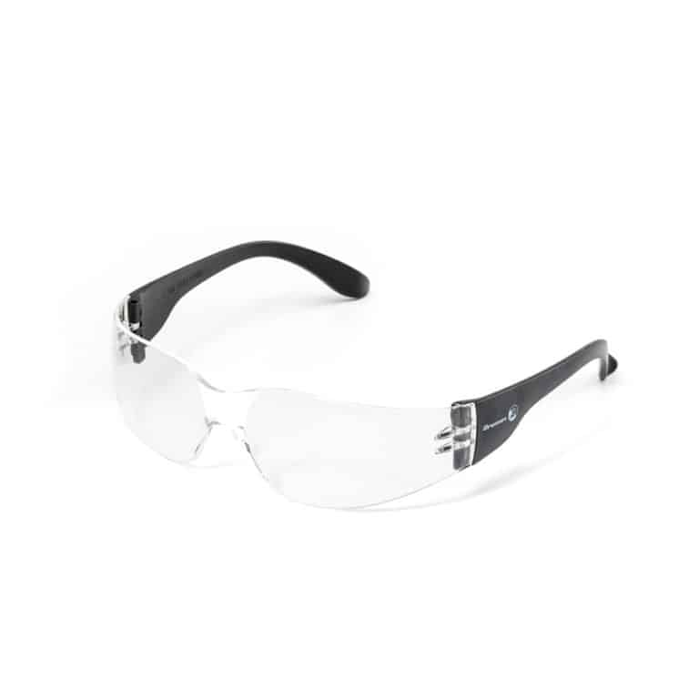 SPORTY SPECTACLE CLEAR AND GREY