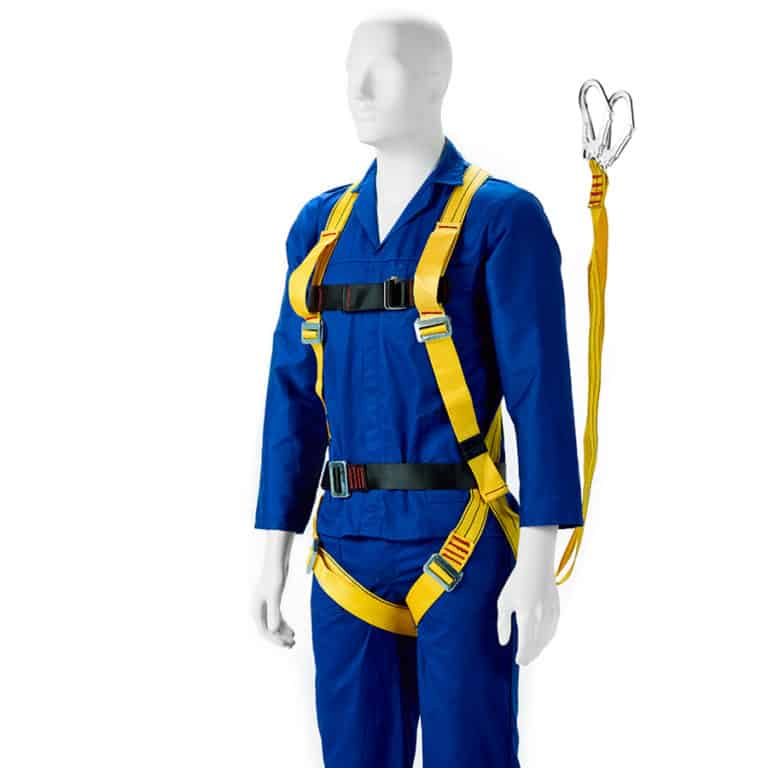 Double Harness with Scaffhold Hooks & Belt