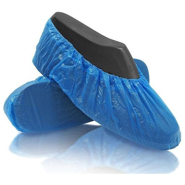 Shoe Covers Plastic per 100