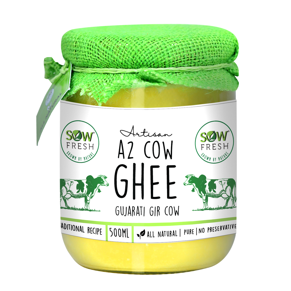 Load image into Gallery viewer, A2 COW CLARIFIED BUTTER (GHEE)