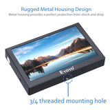 "Eyoyo 5"" Mini Monitor 800x480 Resolution Car Rear View TFT LCD Screen Display"