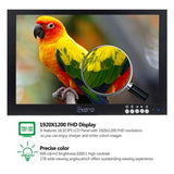 Eyoyo EM10C 10 inch monitor 1920*1200 FHD Display, Precise color