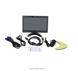 "Eyoyo 10"" Monitor 1024x600 Display HD LCD Screen Support AV VGA BNC HDMI Video Input"