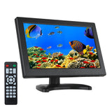 "Eyoyo 12"" LCD HDMI HD Monitor Screen 1366x768 Resolution 16:9"