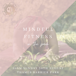 Mindful Fitness in the Park