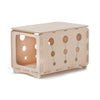 Milou Pet Bed natural no door