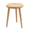 Sèti Side Table natural American Ash 360mmD