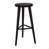 Sèti 750 Bar Stool Black Ash