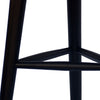 Sèti 750 Bar Stool Black Spars