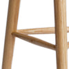 Sèti 750 Bar Stool Natural Spars