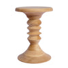 Stack Stool Natural White Ash Wood