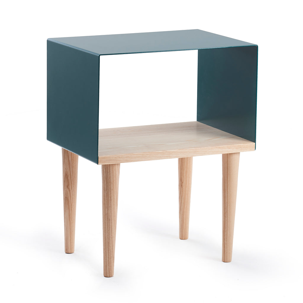Tòca Side Table 275 Teal