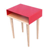 Tòca Side Table 120 Red top