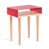 Tòca Side Table 120 Red